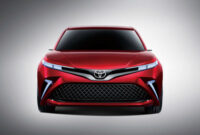 spesification 2022 all toyota camry