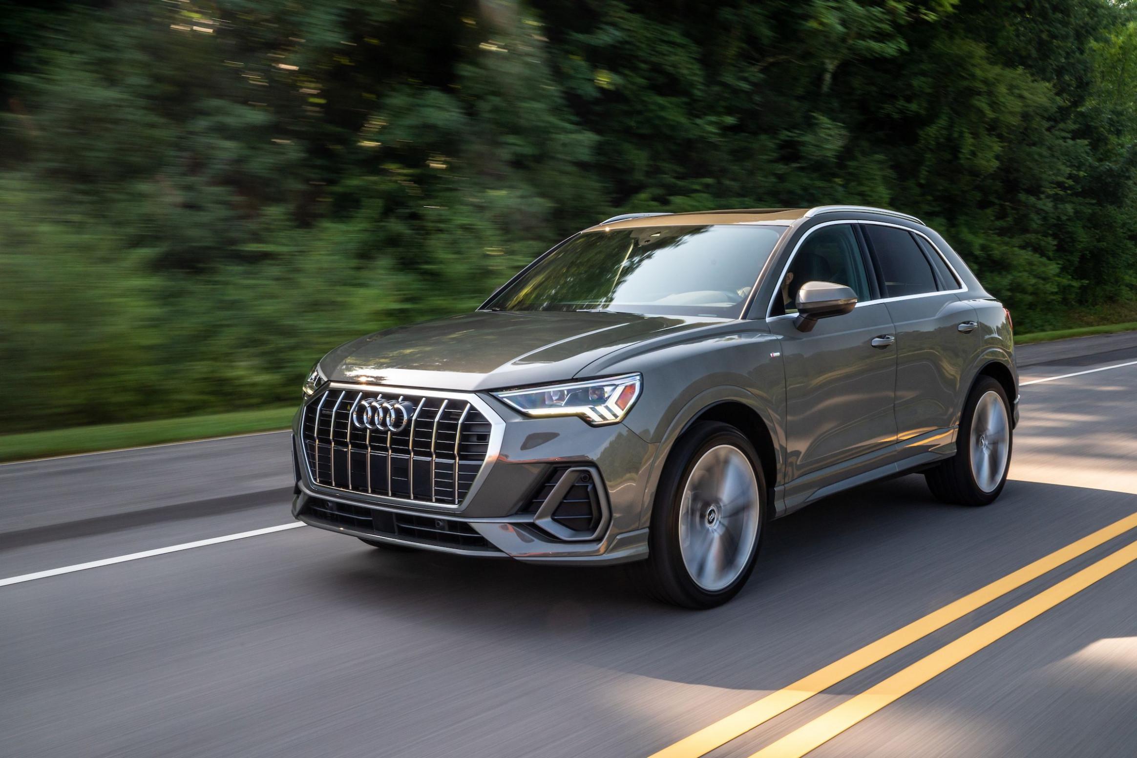 First Drive 2022 Audi Q3 Usa