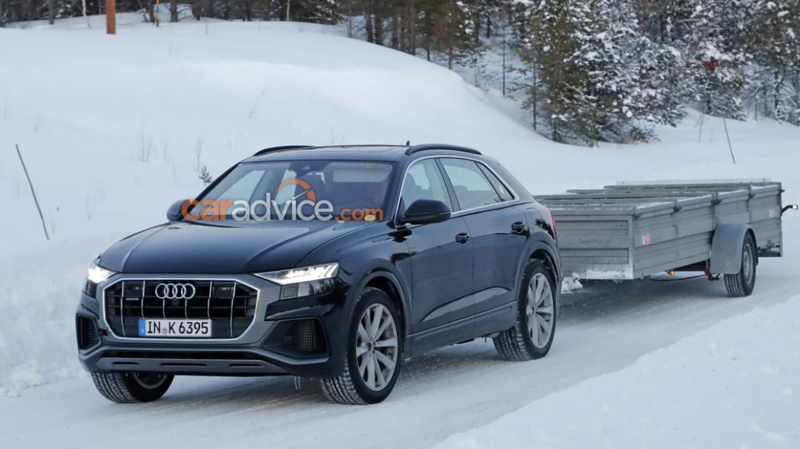 Wallpaper 2022 Audi Q8Quotes