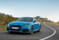 spesification 2022 audi tt rs