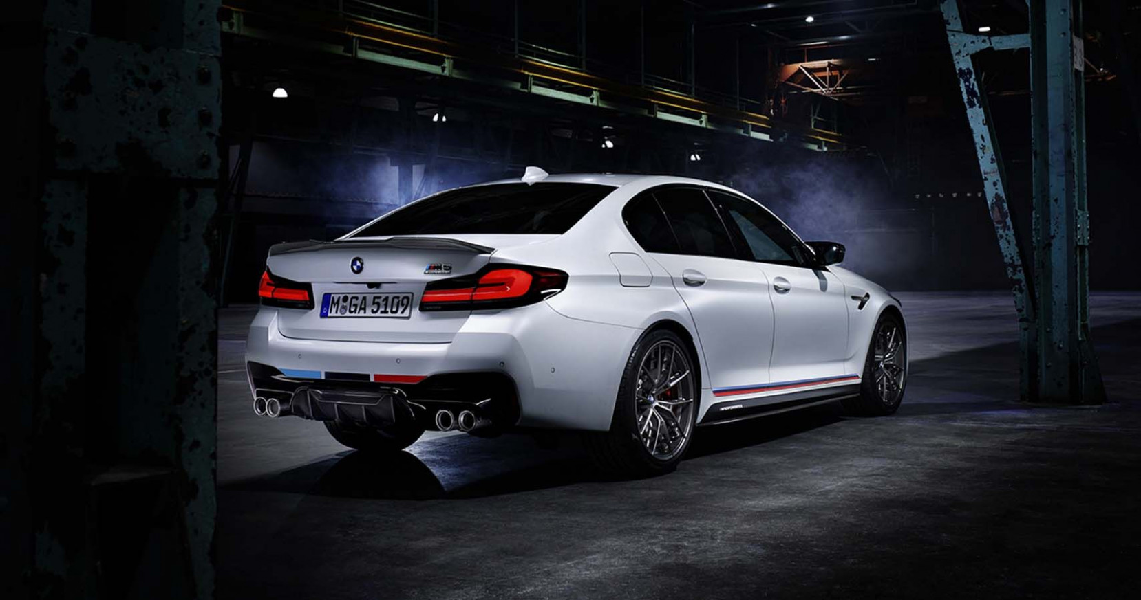 Review 2022 BMW M5 Get New Engine System