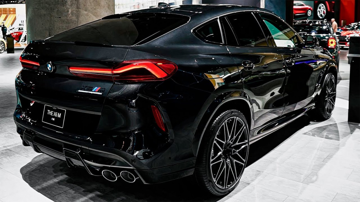 Pictures 2022 BMW X6