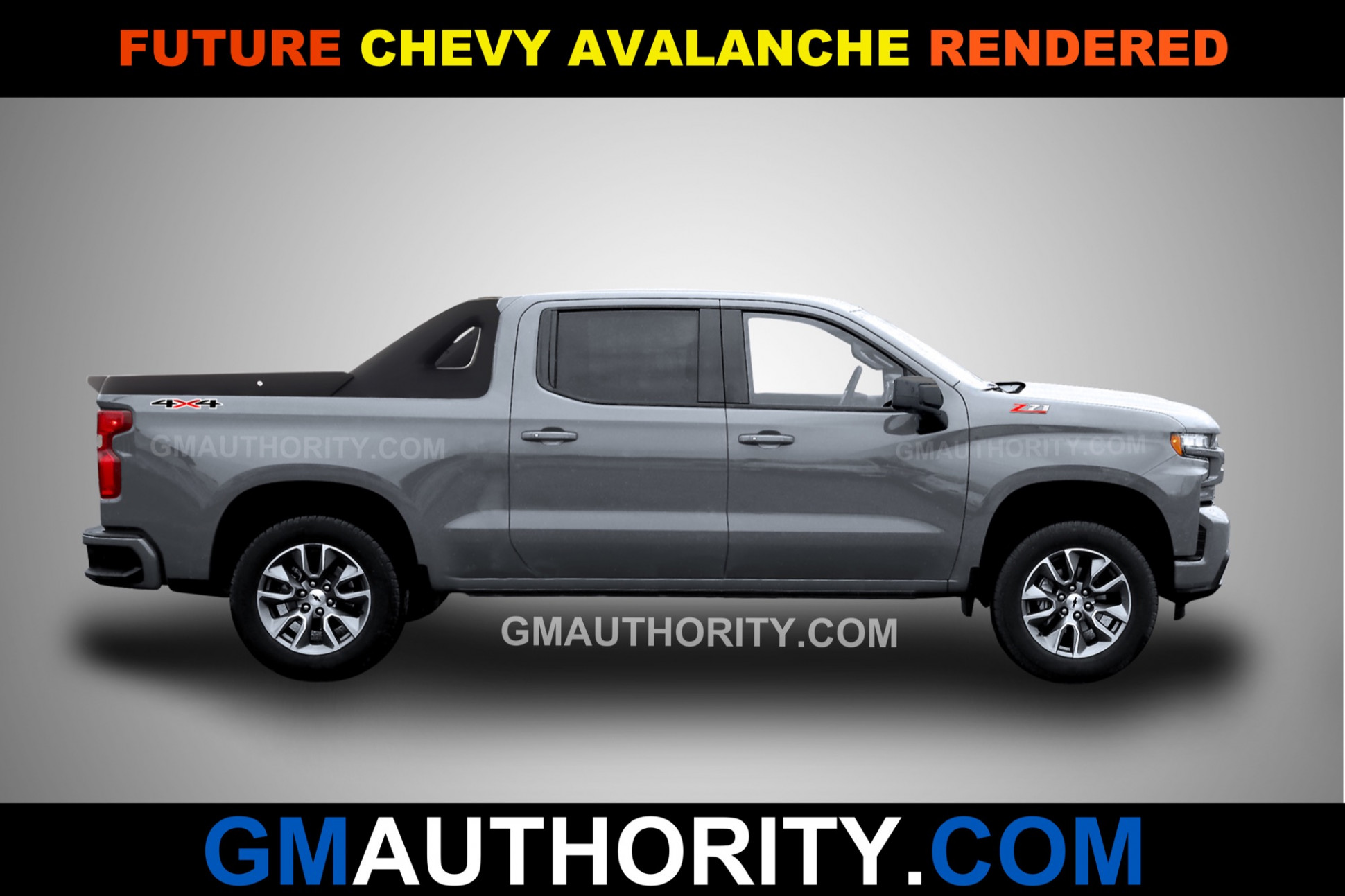 New Concept 2022 Chevy Avalanche
