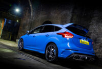 spesification 2022 ford focus rs st