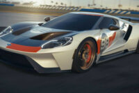 spesification 2022 ford gt40