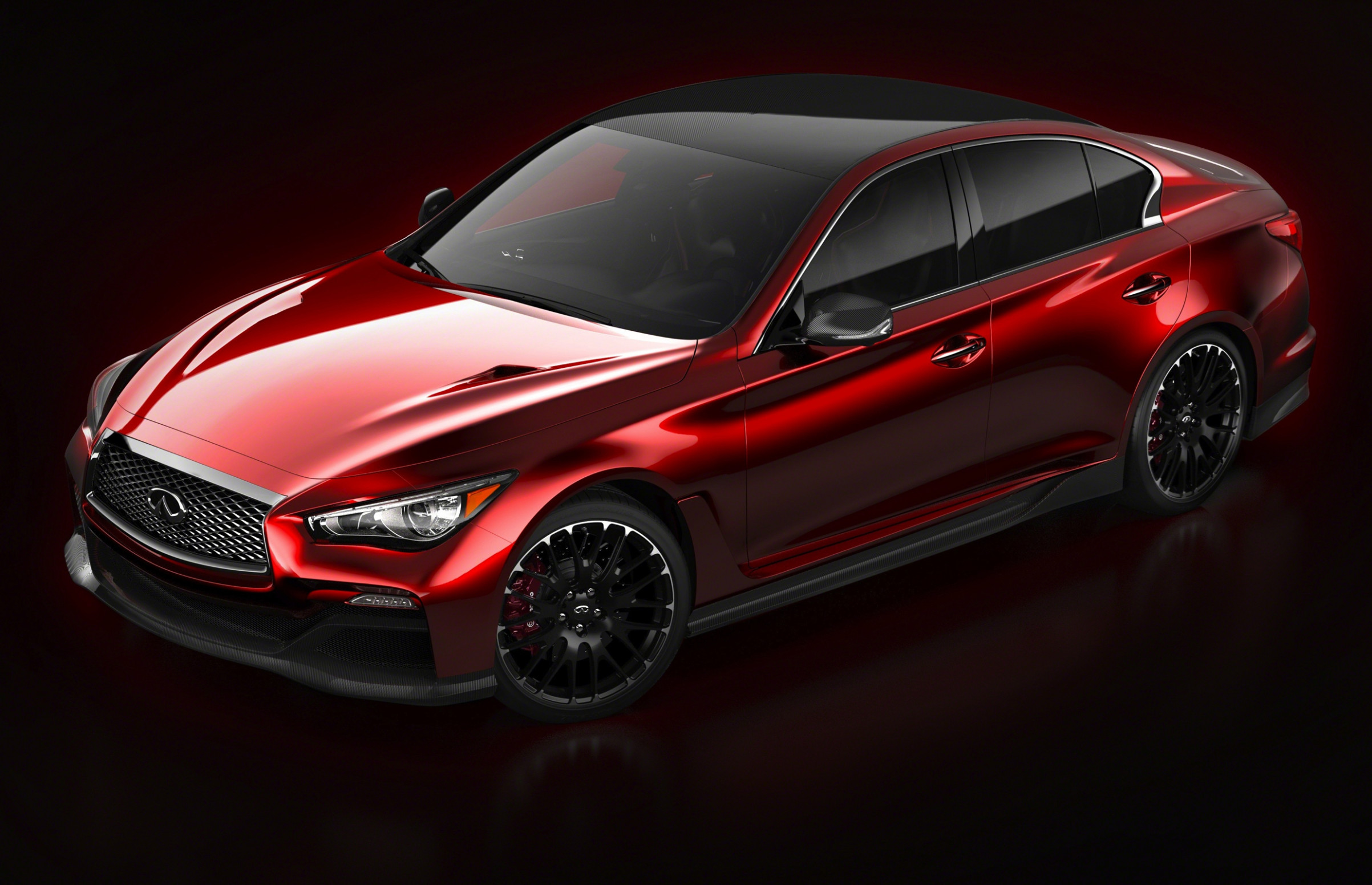 Pictures 2022 Infiniti Q50 Coupe Eau Rouge
