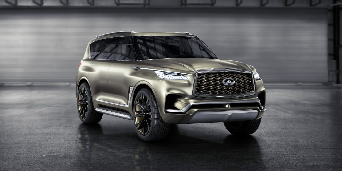 Review and Release date 2022 Infiniti Qx80 Msrp