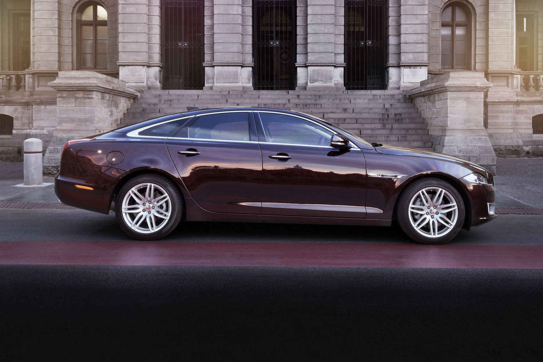 Exterior 2022 Jaguar Xj Release Date