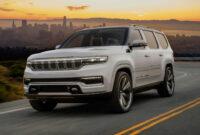 spesification 2022 jeep grand wagoneer