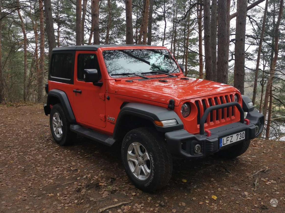 Configurations 2022 Jeep Wrangler Jl Release Date