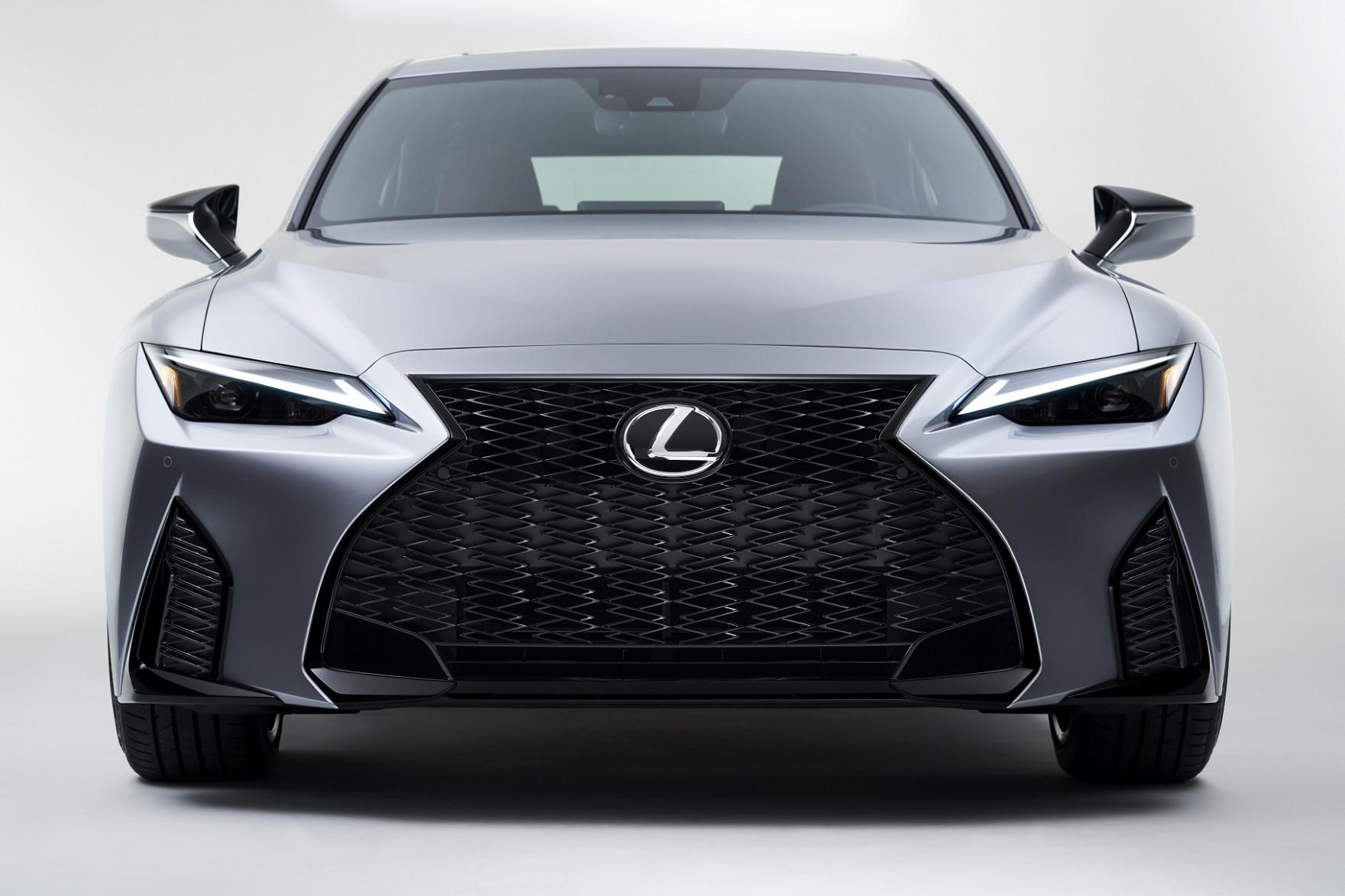 Rumors 2022 Lexus IS350