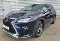 Prices 2022 Lexus RX 450h
