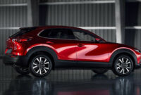 spesification 2022 mazda cx 3