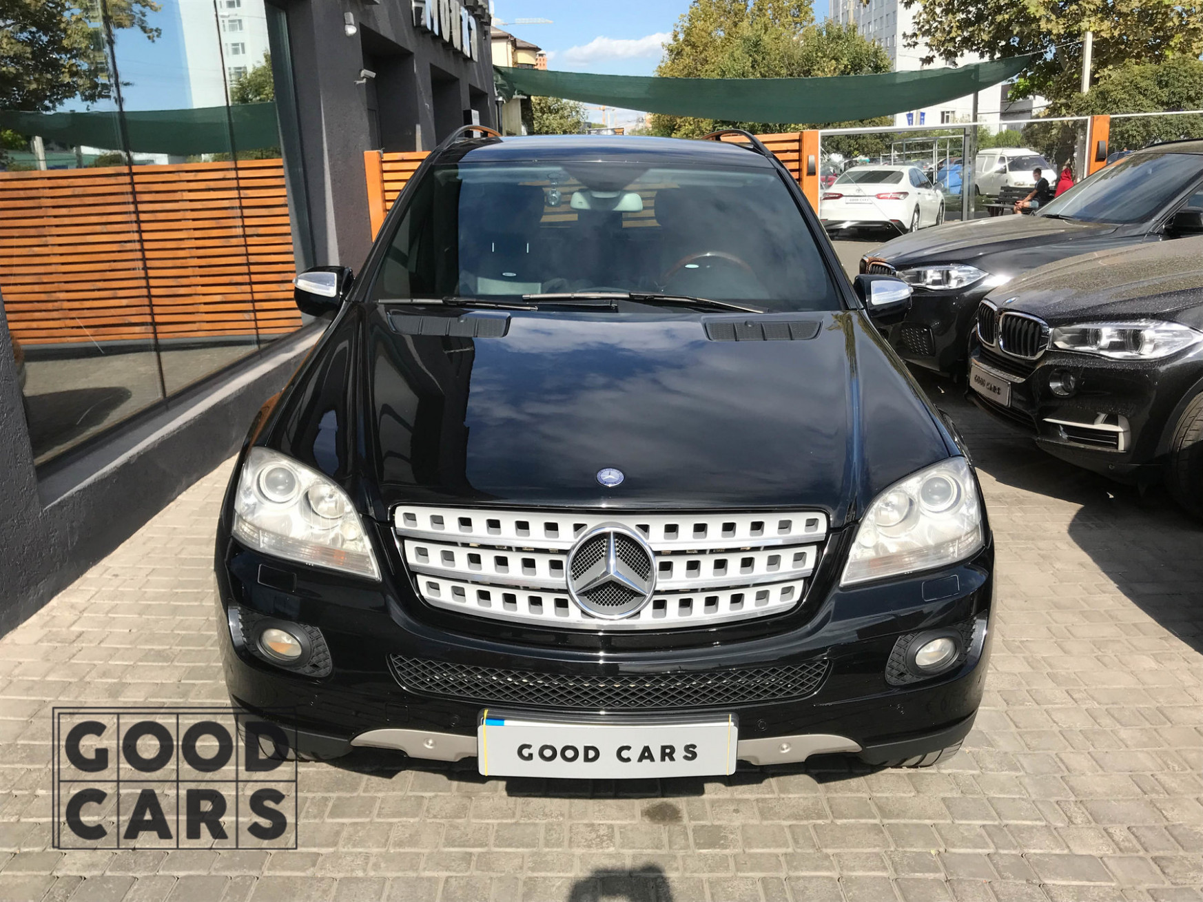 Ratings 2022 Mercedes ML Class 400