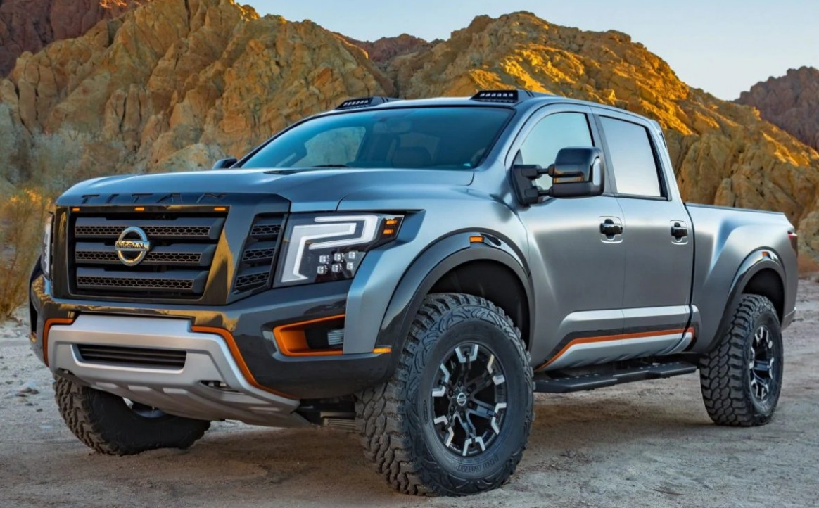 New Concept 2022 Nissan Titan Xd