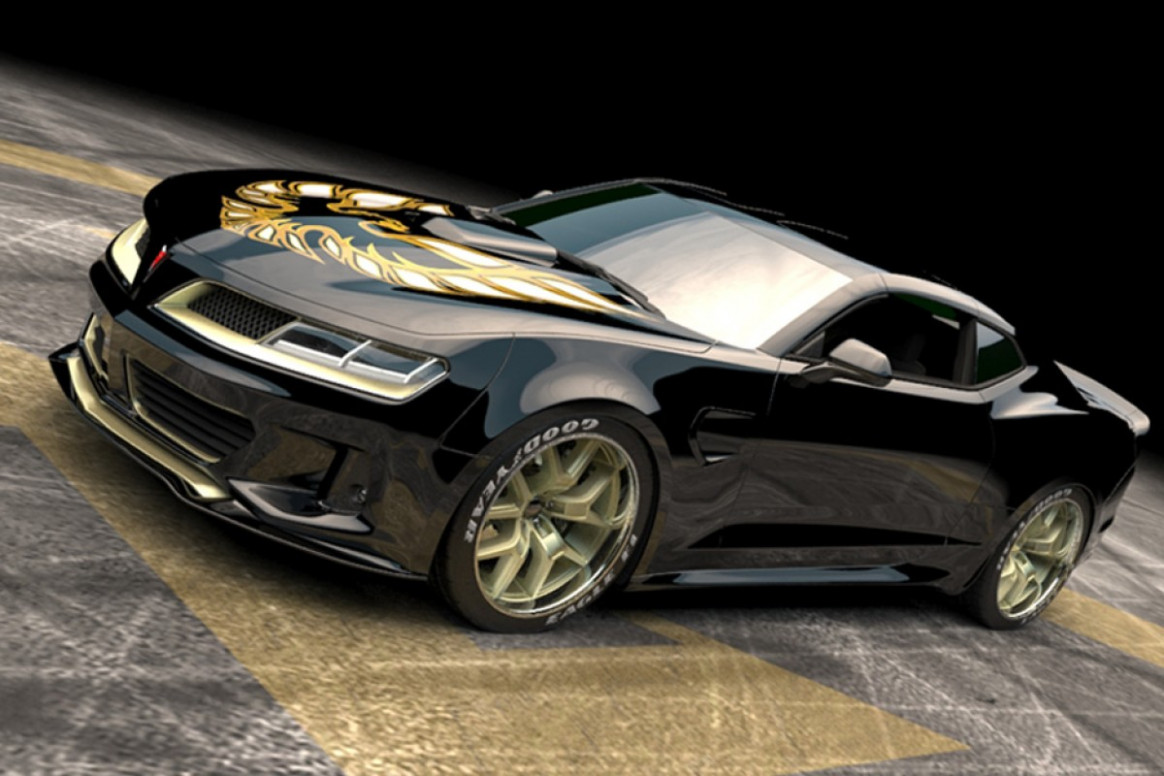 Rumors 2022 Pontiac Firebird Trans Am