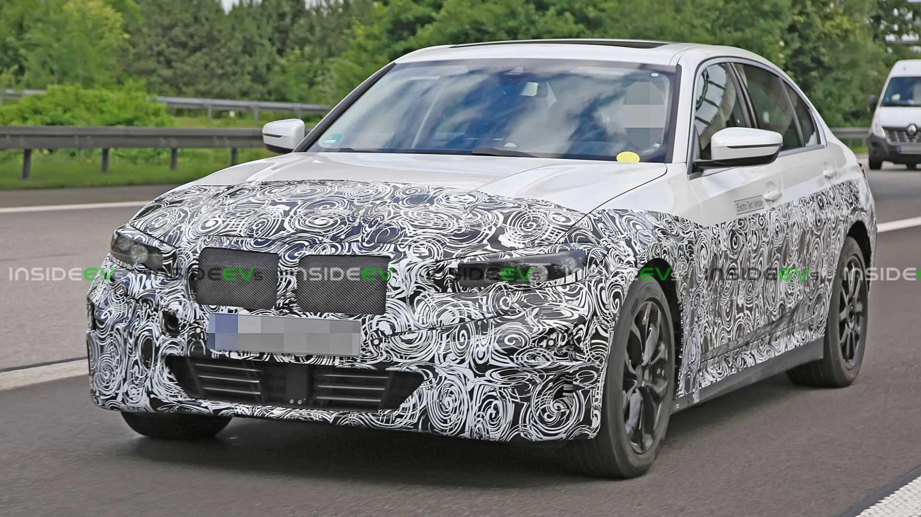 Research New 2022 Spy Shots BMW 3 Series