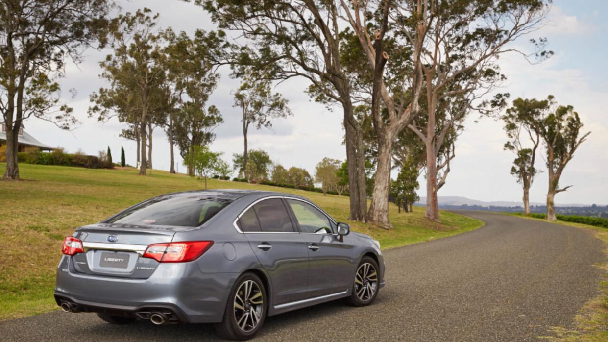 Review 2022 Subaru Liberty