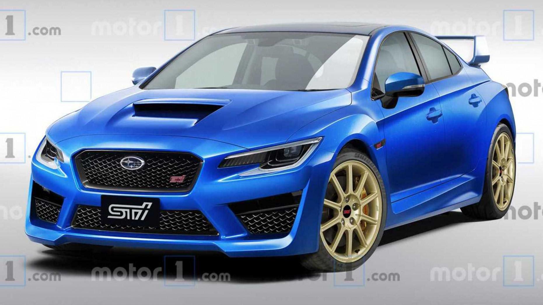 Picture 2022 Subaru Sti Release Date