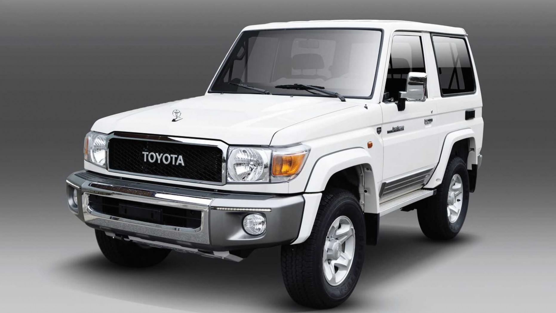 Model 2022 Toyota FJ Cruiser