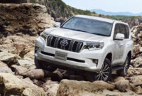 Redesign and Review 2022 Toyota Land Cruiser