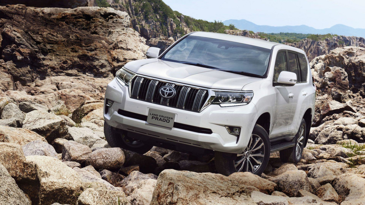 Review and Release date 2022 Toyota Land Cruiser