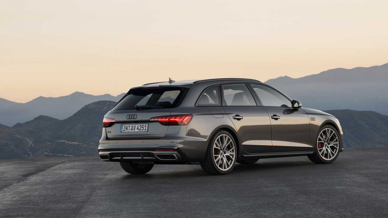 New Review Audi Facelift A4 2022
