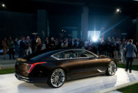 spesification cadillac coupe 2022