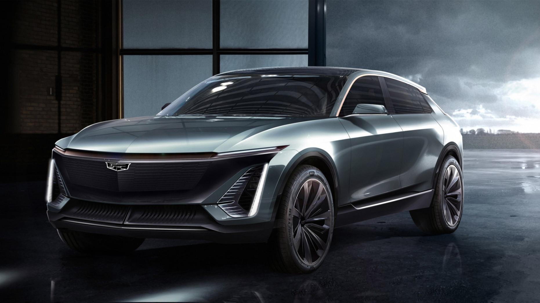 Wallpaper Cadillac V Series 2022