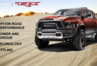 spesification dodge ram 2022 models