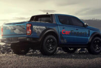 spesification ford raptor 2022