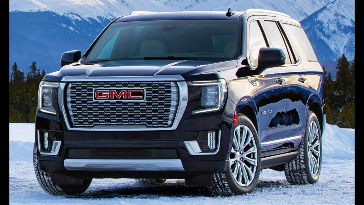 Concept and Review Gmc Denali Suv 2022
