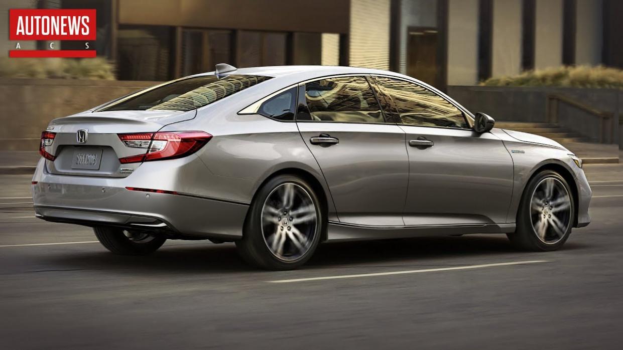 Photos Honda Accord 2022 Redesign
