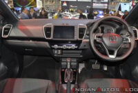 Spesification Honda City 2022 Interior