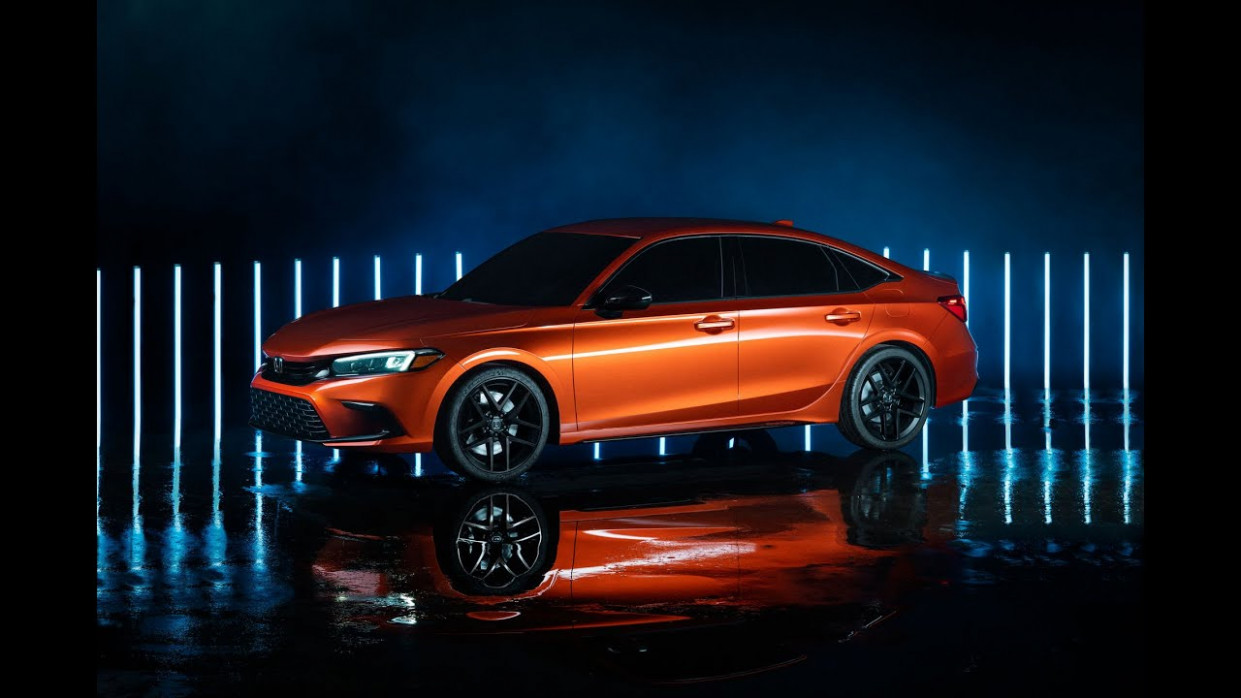 Redesign and Concept Honda Civic 2022 Youtube