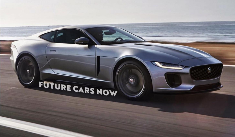 First Drive Jaguar Coupe 2022