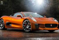 spesification jaguar f type 2022 model