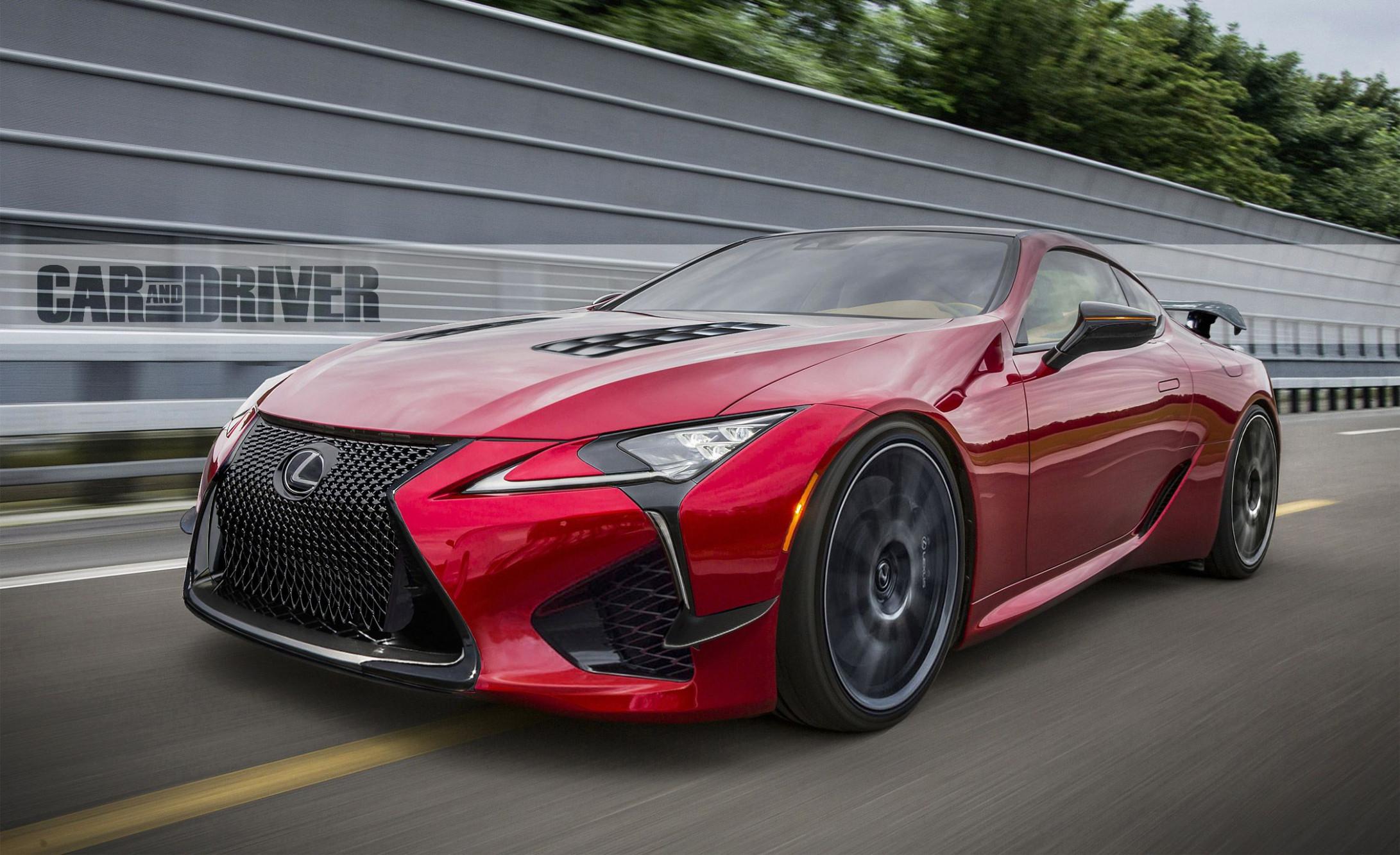 Pricing Lexus Lc 2022