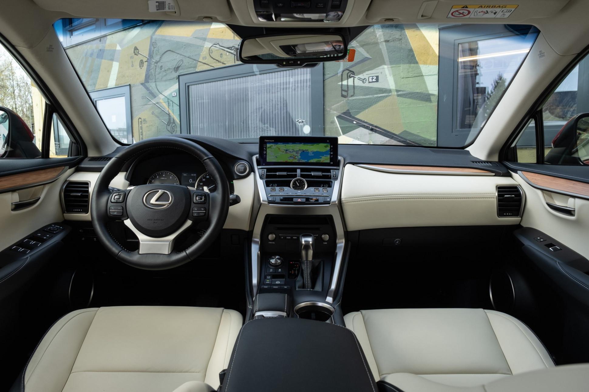 Release Lexus Nx 2022 Model