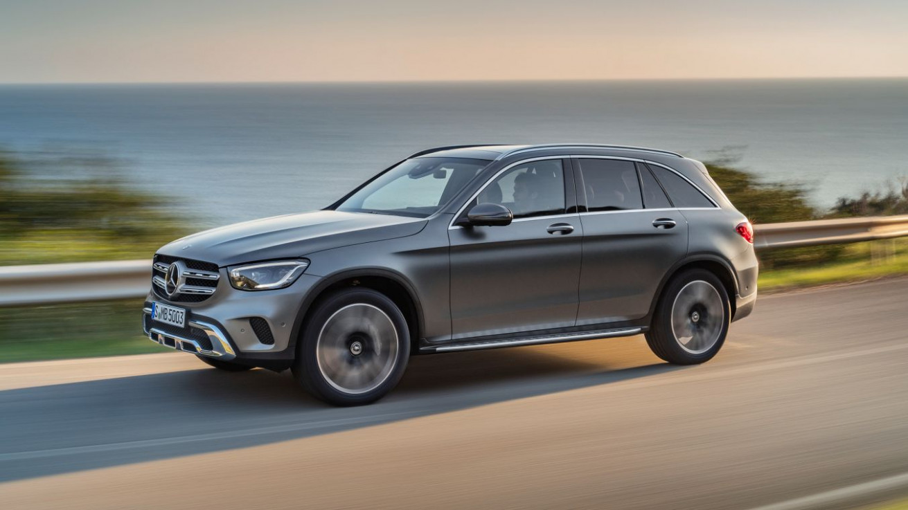 Review Mercedes Glc