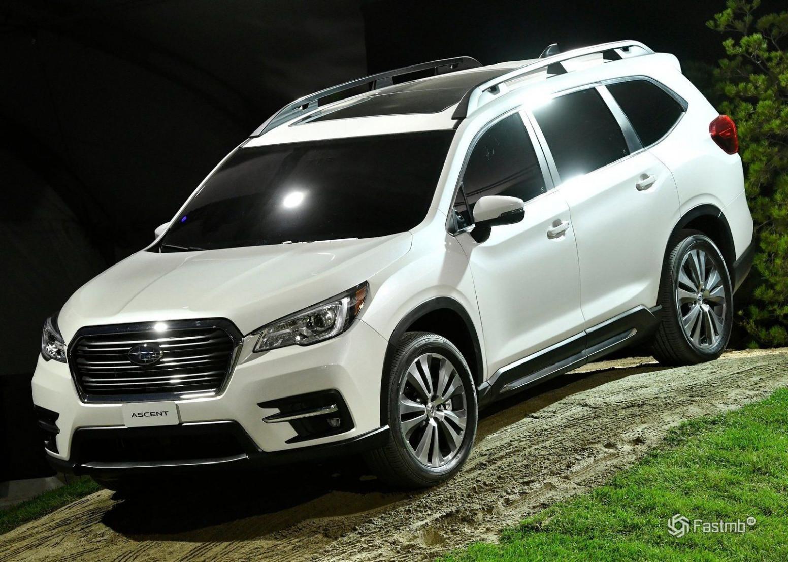 Release Subaru Ascent 2019 Vs 2022
