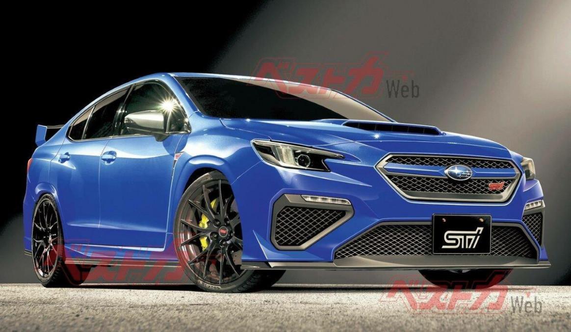 Performance Subaru Wrx Sti 2022