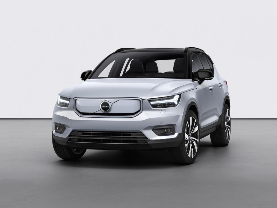 Research New Volvo Ev 2022