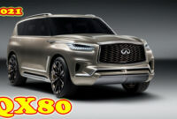 spesification when does the 2022 infiniti qx80 come out