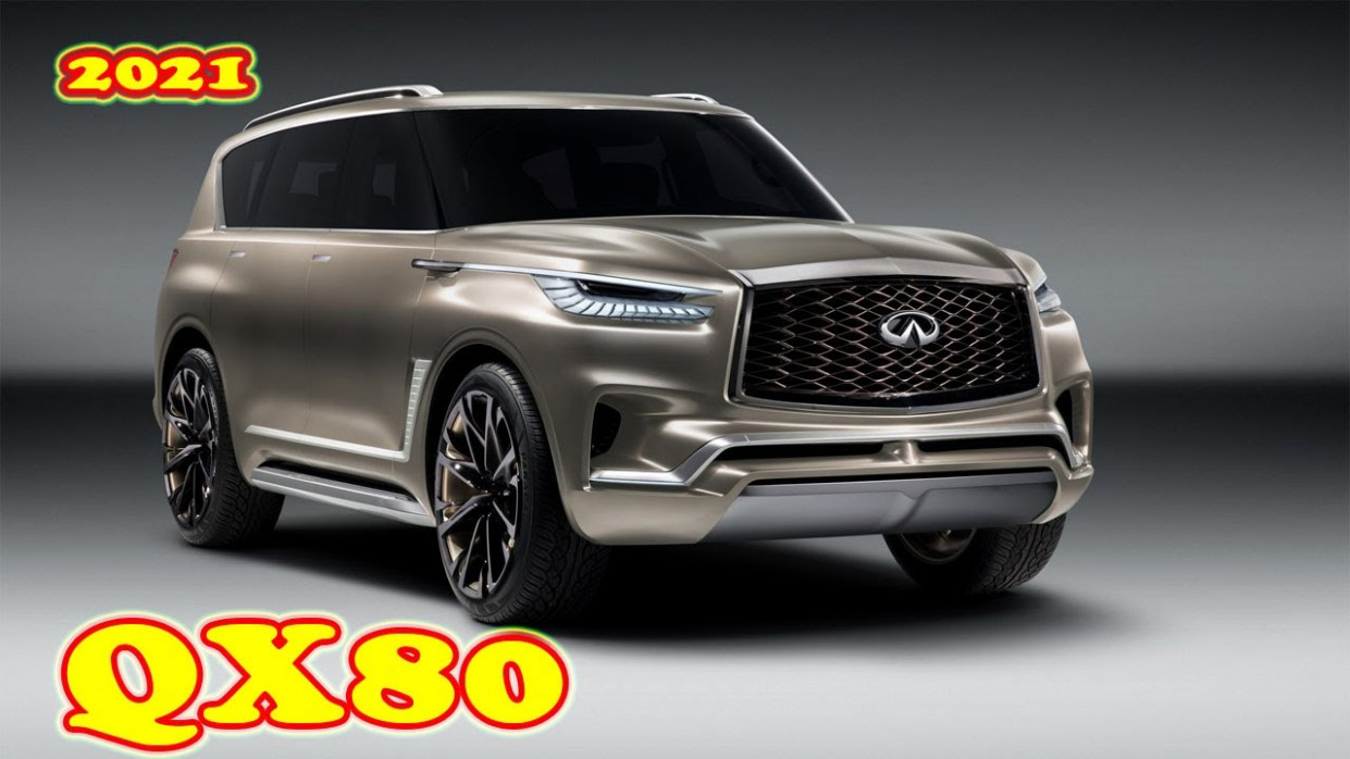 Price and Release date When Does The 2022 Infiniti Qx80 Come Out