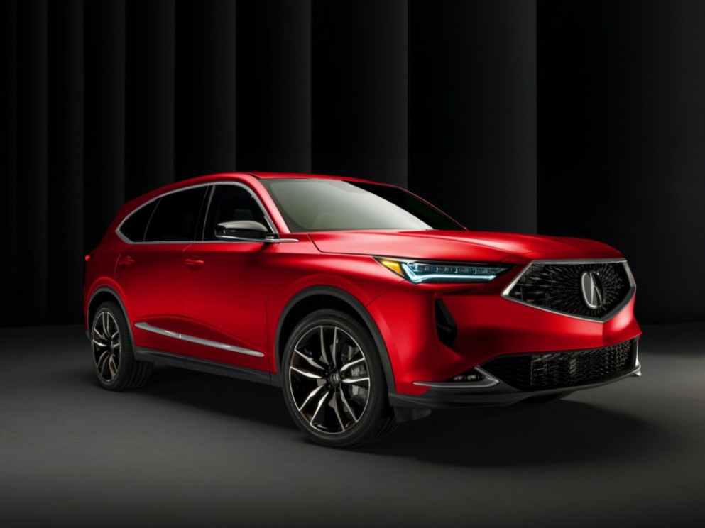 Concept and Review 2022 Acura Mdx Ny Auto Show
