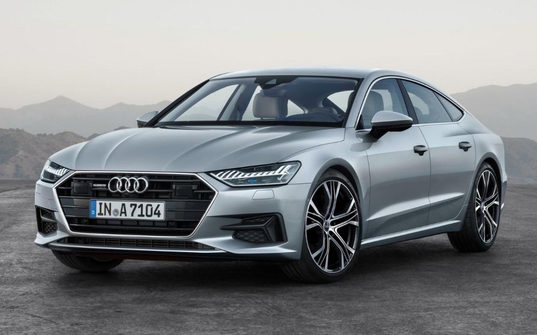 Speed Test 2022 Audi A7