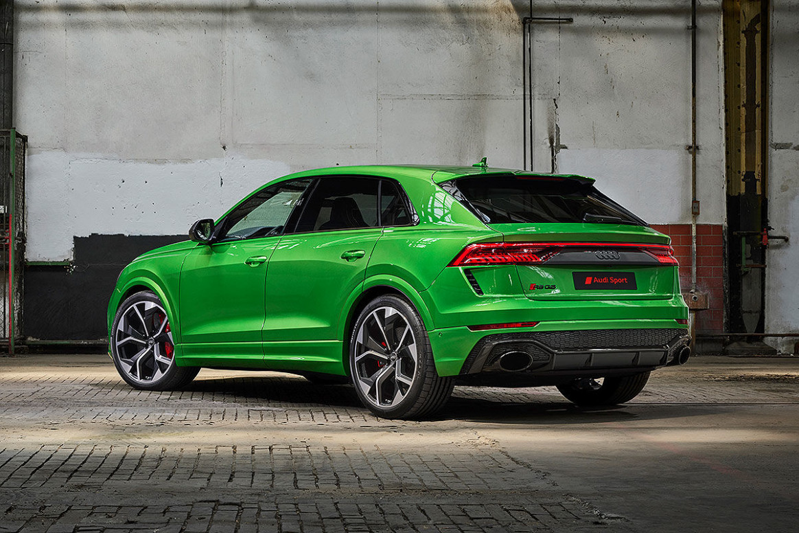 Price and Release date 2022 Audi Q8
