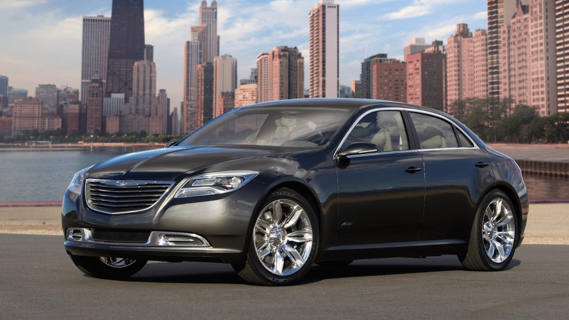 Overview 2022 Chrysler 100 Sedan