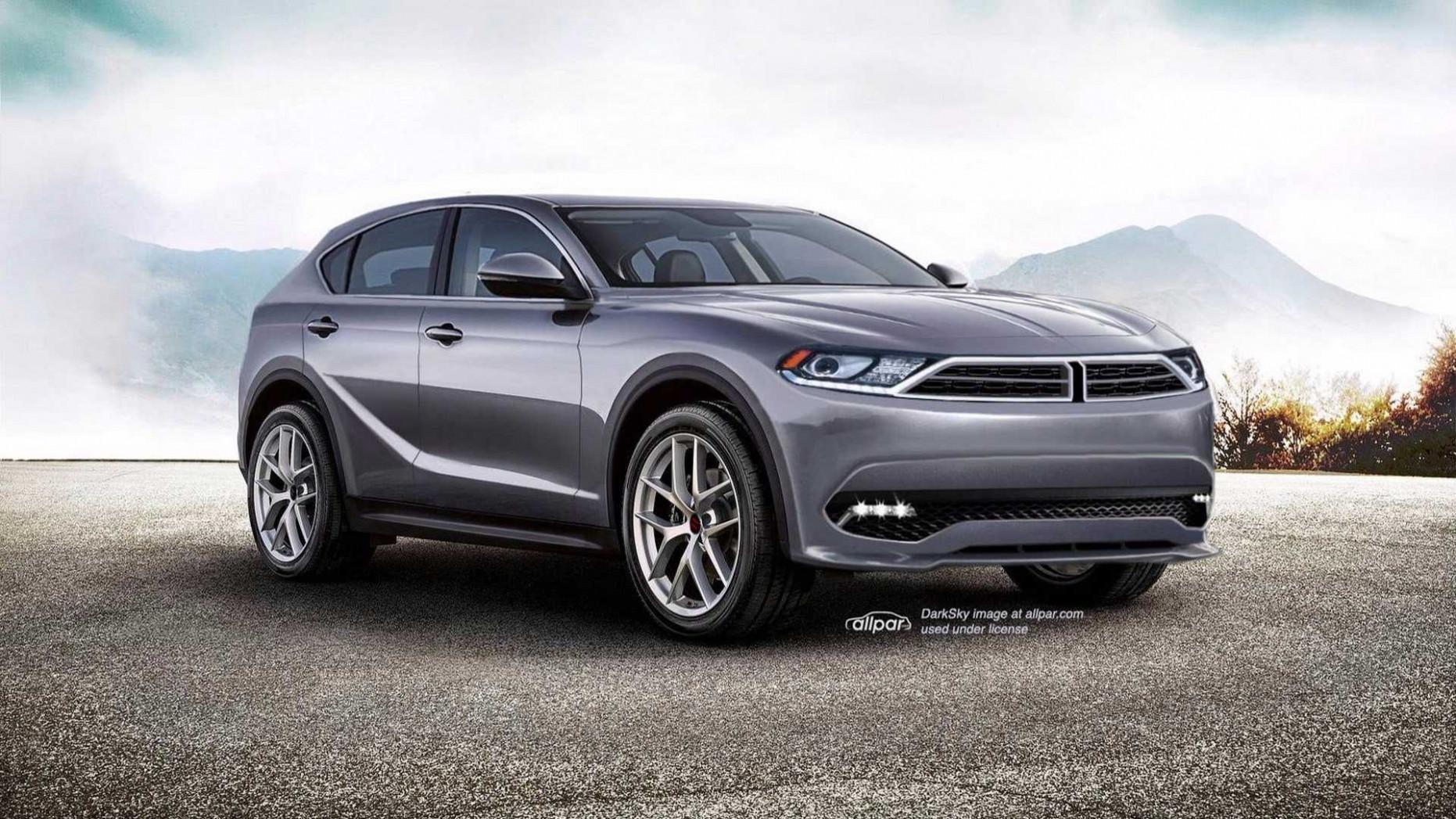 Exterior and Interior 2022 Dodge Journey Srt